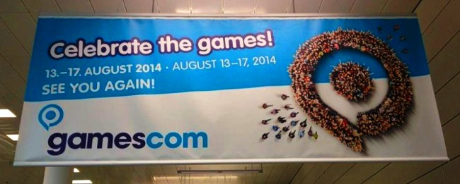 Gamescom 2014 bus shuttle service